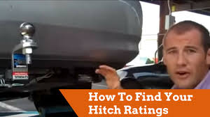How To Find Your Hitch Ratings For Towing U-Haul Trailers - YouTube Towing Capacity Chart Vehicle Gmc Why Gm Lowering 2015 Silverado Sierra Tow Ratings Is Such A Big Deal Guide To Trailering Garys Garagemahal The Bullnose Bible Caravan And Camps Australia Wide Halfton Haulers Scribd Family Rv Usa Sales In Ontario Upland Pomona Jurupa Valley Cars With Unexpected Automobile Magazine Photo Gallery Law Discussing Limits Of Trailer Size Truck Adjusted By Tougher Testing Autoguidecom News Wheel Lifts Edinburg Trucks
