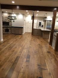 Snap Lock Flooring Kitchen by Vinyl Plank Wood Look Floor Versus Engineered Hardwood Woods