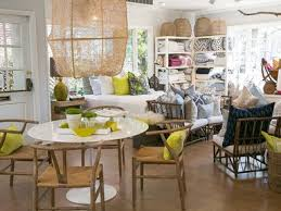 Furniture and accessories in Nantucket s Bodega