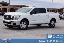 New 2018 Nissan Titan SV Crew Cab In Lincoln #4N18142   Sid Dillon ... Nissan Titan 65 Bed With Track System 62018 Truxedo Truxport Trucks For Sale In Edmton 2017 Crew Cab Pricing Edmunds Sales Are Up 274 Percent Over Last Year The Drive 2018 Titan Xd Truck Usa New For Warren Oh Sims 2016nisstitanxd Fast Lane Used 2012 4x4 Crewcab Sl Accident Free Leather Preowned 2013 Pro4x Pickup Cicero 2016 Titans Turbo Diesel Might Be Unorthodox But Its Review Autoguidecom News Partners With Cummins Diesel
