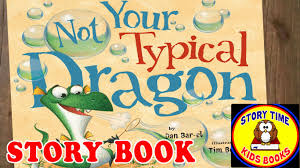 Best Halloween Books To Read by Not Your Typical Dragon Story Books For Children Read Aloud Out