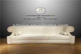 canapé style italien moderne haut de gamme style italien de luxe blanc salon canapé