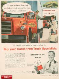 99 Vintage International Harvester Truck Parts 1958 V180 IHC Vintage Adsposters Pinterest