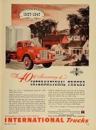 1947 Ad Red International Trucks 40th Anniversary IH - ORIGINAL ... Intertional Harvester Pickup 1947 Trucks Pinterest Photos Alburque Historical Truck Club Putting Away The Intertional Kb7 Grain Truck Youtube Kb2 Stepside Pickup Classic 1954 Ford C600 Dump Ad Red 40th Anniversary Ih Original 1047 Kb5 At Antique Power Show In Lindsay Stock Intertional Truck Pickup Classics For Sale On Stakebed Exotic Classic Car Dealership New York L Rat Rod Lucky 7 Build 5 Speed Armoured Brinks A Photo Flickriver