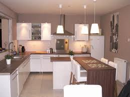 idee mur cuisine idee renovation cuisine lovely cuisines repeintes decoration d
