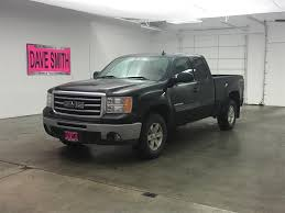 Pre-Owned 2013 GMC Sierra 1500 SLE 4WD Ext Cab 143.5