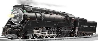 Southern Pacific LEGACY Scale 4 8 4 GS 2 Black 4412
