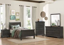 Irving Blvd Furniture Queen Bed