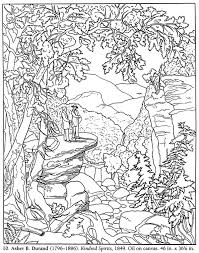 City Landscape Colouring Pages Page