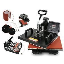 Warm Tiles Easy Heat Manual by F2c Pro 5 In 1 Digital Transfer Sublimation Heat Press Machine Hat