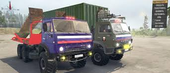 KamAZ-53212s Truck V1 - Spintires: MudRunner Mod Maz Kamaz Gaz Trucks Farming Simulator 2015 15 Ls Mods Kamaz 5460 Tractor Truck 2010 3d Model Hum3d Kamaz Tandem Ets 2 Youtube 4326 43118 6350 65221 V10 Truck Mod Ets2 Mod Kamaz65228 8x8 V1 Spintires Mudrunner Azerbaijan Army 6x6 Truck Pictured In Gobustan Photography 5410 For Euro 6460 6522 121 Mods Simulator Autobagi Concrete Mixer Trucks Man Tgx Custom By Interior Modailt Gasfueled Successfully Completes All Seven Stages Of