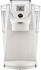 Keurig K200 Single Serve K Cup Pod Coffee Maker Gray 20403