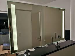 raumteiler spiegel badezimmer wohnzimmer design led touch neu ovp