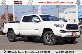 100 Merced Truck And Trailer New 2019 Toyota Tacoma TRD Sport V6 For Sale In CA VIN