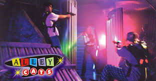 alley cats arlington 10 for a 20 card for arcade laser tag indoor rock