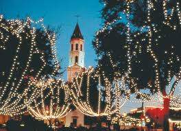 You ll find a winter wonderland at St Augustine s Nights of