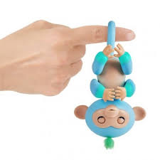 Fingerlings Interactive Baby Monkey Charlie