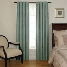 Noise Cancelling Curtains Amazon by Amazon Com Sound Asleep Room Darkening Noise Reducing Backtab