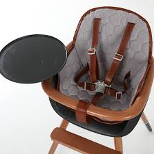 chaise pour bébé chaise haute bébé design anthracite micuna ovo plus city range ta