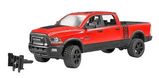 Adventure Hobbies & Toys Ram 2500 Power Pick-up Truck - Bruder ...