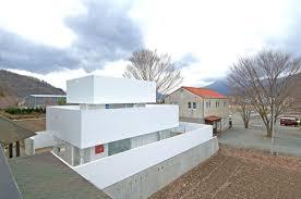 104 Japanese Modern House Plans Tiered Design