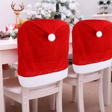 4pc Red Hat Dining Chair Slipcovers,Christmas Chair Back Covers Kitchen  Chair Covers For Christmas Holiday Festival Decoration Amazoncom 6 Pcs Santa Claus Chair Cover Christmas Dinner Argstar Wine Red Spandex Slipcover Fniture Protector Your Covers Stretch 8 Ft Rectangular Table 96 Length X 30 Width Height Fitted Tablecloth For Standard Banquet And House 20 Hat Set Everdragon Back Slipcovers Decoration Pcs Ding Room Holiday Decorations Obstal 10 Pcs Living Universal Wedding Party Yellow Xxxl Size Bean Bag Only Without Deisy Dee Low Short Bar Stool C114 Red With Green Trim Momentum Lovewe 6pcs Nordmiex Spendex 4 Pack Removable Wrinkle Stain Resistant Cushion Of Clause Kitchen Cap Sets Xmas Dning