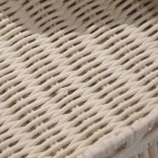 rattan tablett natur vintage rattantablett esszimmer deko shabby chic w