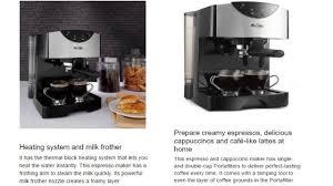 Best Espresso Cappuccino Maker