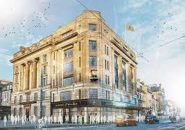 100 Edinburgh Architecture Diageo Toast Flagship Visitor Centre February 2019