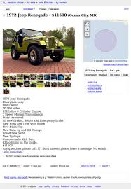 100 Craigslist Eastern Nc Cars And Trucks Shore Wwwsalvuccissdcom