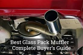 100 Mufflers For Trucks Ignite Your Ride Performance With The Best Glass Pack Muffler