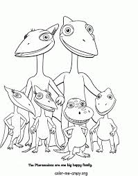 Dinosaur Train Coloring Pages Printables Id 43302 Uncategorized
