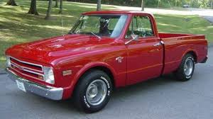 100 Autotrader Classic Truck 1968 Chevrolet CK For Sale Near Hendersonville Tennessee