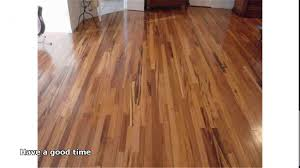 brazilian koa hardwood flooring youtube