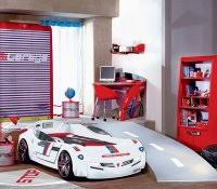 Little Tikes Lightning Mcqueen Bed by Disney Cars Room In A Box Car Themed Bedroom Furniture Delta