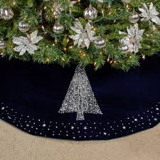 72 Inch Christmas Tree Skirts by Decoration Red Sequin Tree Skirt Red And Green Christmas Tree