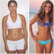 Beautiful Attainable Real Weight Loss Success From The Tone It Up Program
