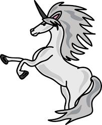 Fantasy Horn Creature White Magic