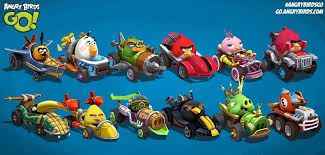 Angry Birds Character Designs On Behance