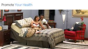 care for your health with a hospital grade adjustable bed