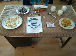 inter cuisines inter house master chef competition standard