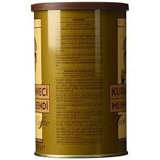Hot Sale Mehmet Efendi Turkish Coffee 250 Gram Can