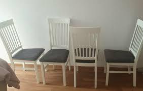 herumlaufen geschichte drehen weiße stühle esszimmer urs