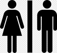 öffentliche toilette badezimmer computer symbole toilette