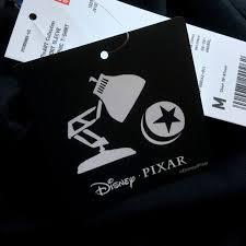 Luxo Jr Lamp Model by Dan The Pixar Fan Disney Pixar Luxo Jr Concept Art Men U0027s Tee