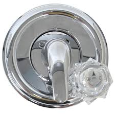 Fix Leaking Bathtub Faucet Delta by Tub Shower Trim Kit For Delta In Chrome Danco