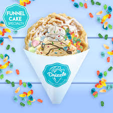 Drizzle – Funnel Cake & Ice Cream