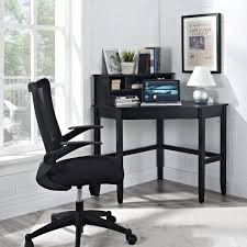 Black Corner Computer Desk With Hutch by Small Corner Desk With Hutch Grey Painted Iron Laminated Small