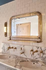 Unlacquered Brass Lavatory Faucet by Best 25 Brass Bathroom Fixtures Ideas On Pinterest Gold Faucet