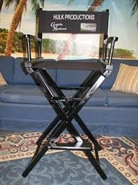Aluminum Directors Chair Bar Height by Directors Chairs Foter